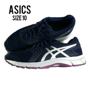 Asics women athletic shoes size 10